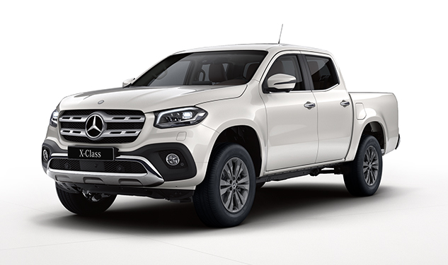 X250d POWER Dualcab 4MATIC 6MT