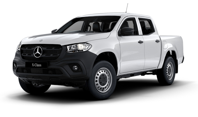 X250d PURE Dualcab 4MATIC 7AT